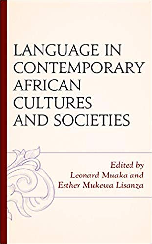 Book Language in Contemporary African Cultures and Societies
