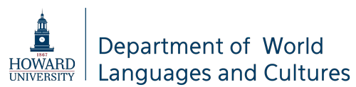 Howard University Department of World Languages and Cultures