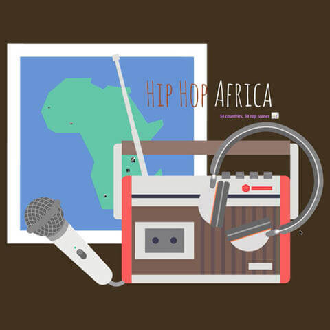 Hip Hop in Africa Online Course on Udemy