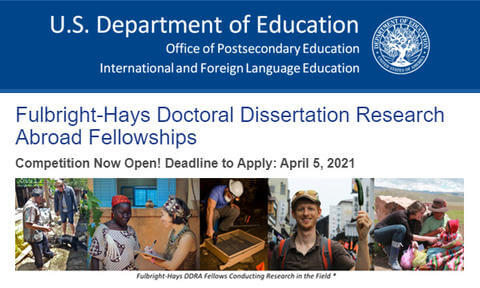 Fulbright-Hays-Doctoral-Dissertation-Research-Abroad-Fellowships